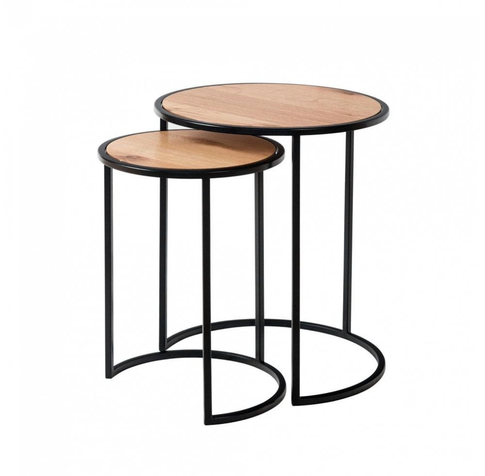 Blackbridge Round Nest Of Tables Furniture Sale From