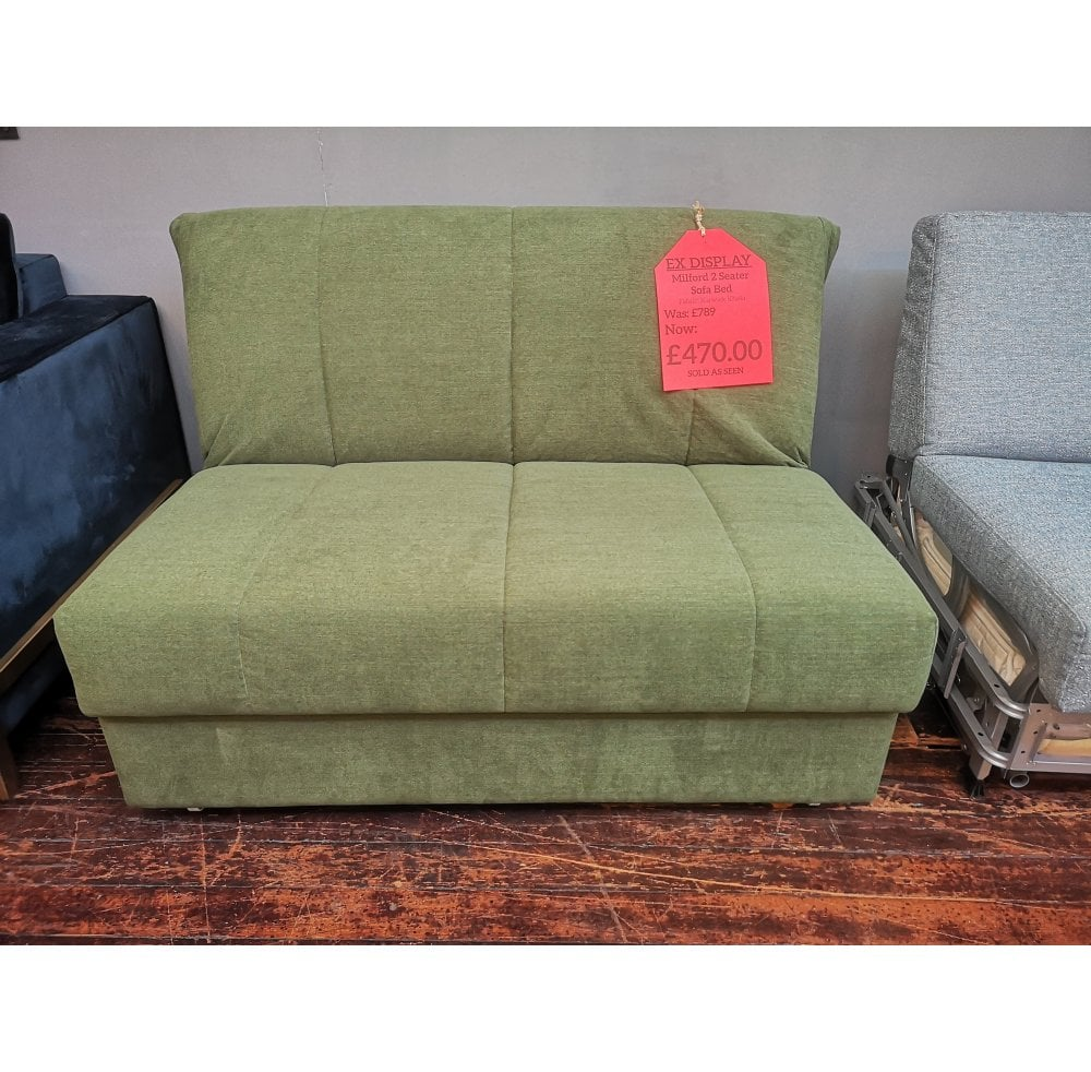 Milford 2 Seater Sofa Bed - further reduction!