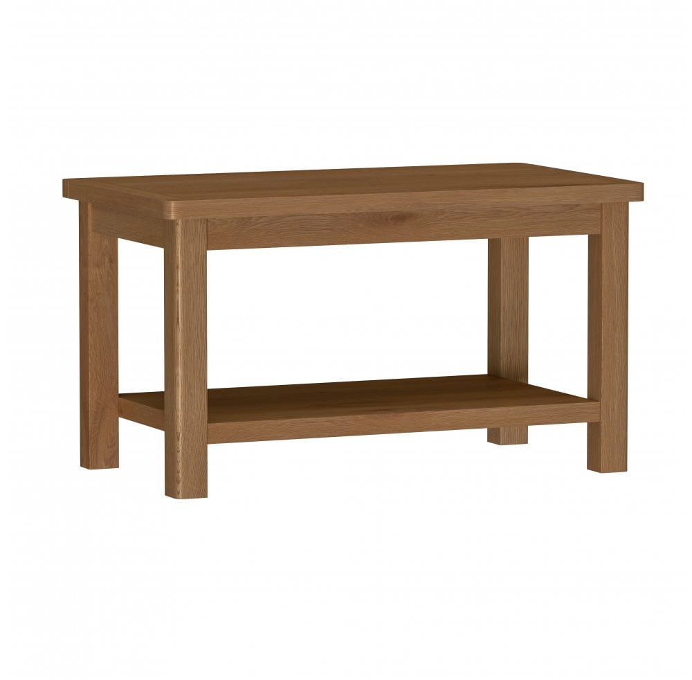 Newbarn Oak Small Coffee Table Furniture From Readers Interiors Uk