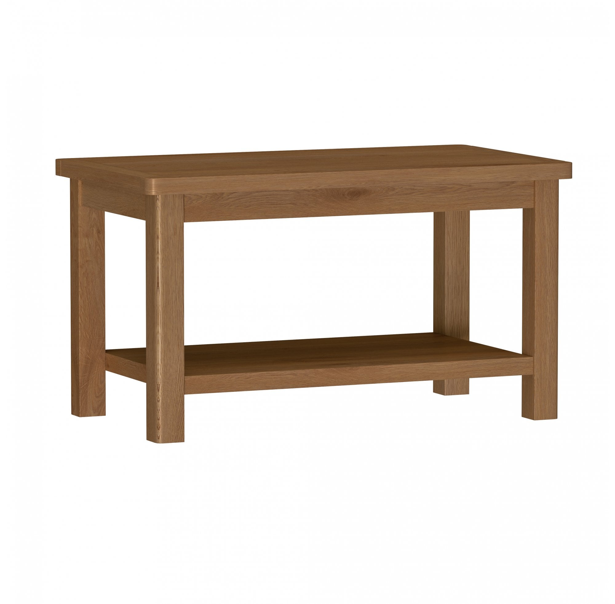 - Newbarn Oak Small Coffee Table - Furniture From Readers Interiors UK
