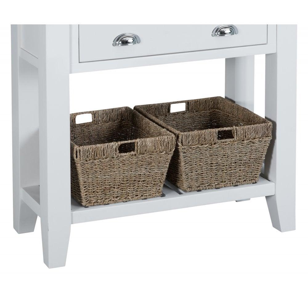 Excellent Tennyson White Console Table White Spiritservingveterans Wood Chair Design Ideas Spiritservingveteransorg