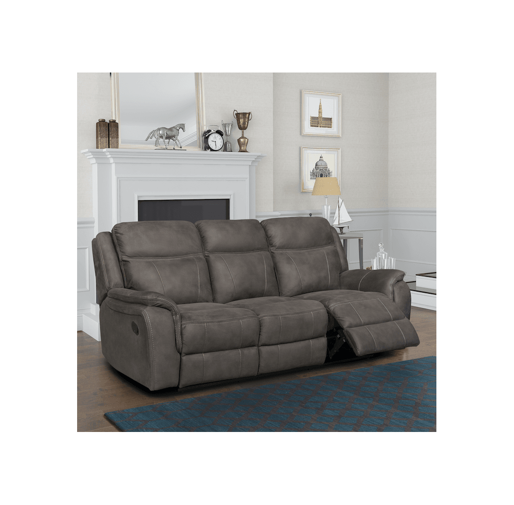 6e9b5e7cba Twyford 3 Seater Recliner (Manual) - Sofas & Chairs from Readers Interiors  UK